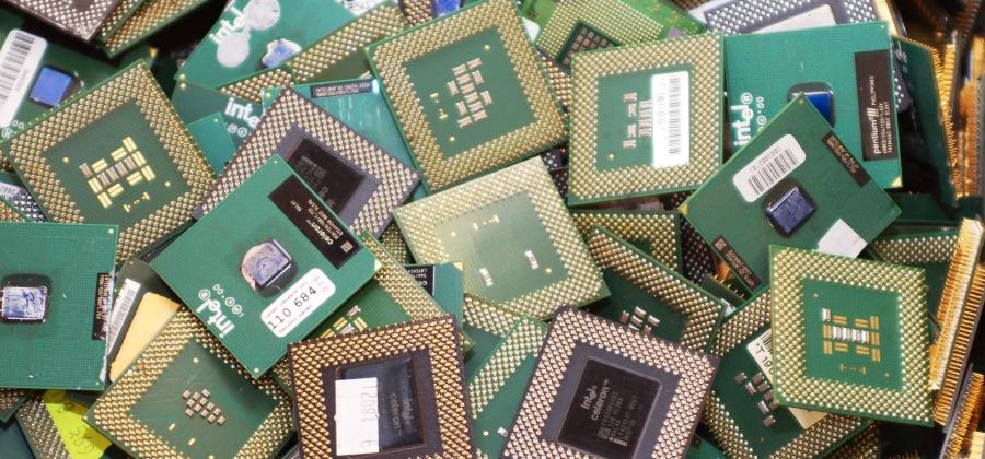 Утилизация компьютеров и оргтехники